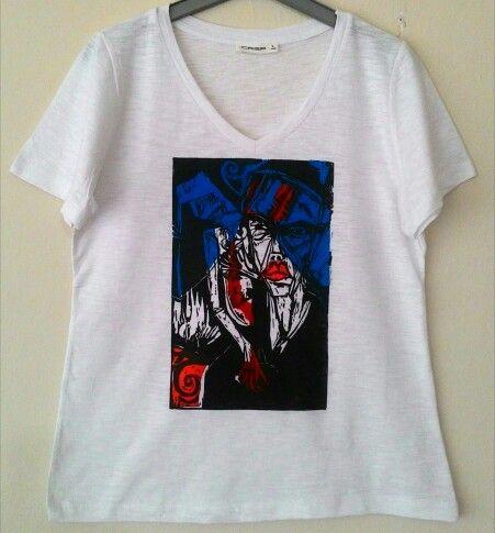 Ernst Ludwig Kirchner - Love/Hate Design by Özlem Gümüş