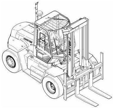83db30c0e53ec9adde1e0ce784487163 circuit diagram high quality images 206 best hyster instructions, manuals images on pinterest manual Hyster Fork Trucks Repair Manuals at edmiracle.co