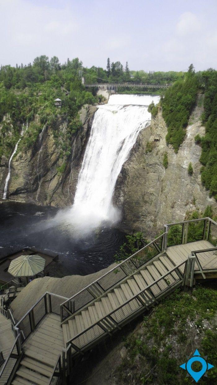 chute Montmorency http://www.trip-usa-canada.com/de-quebec-a-charlevoix/