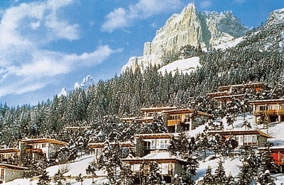 borca di cadore, I have been there in the summer, this pic is winter.