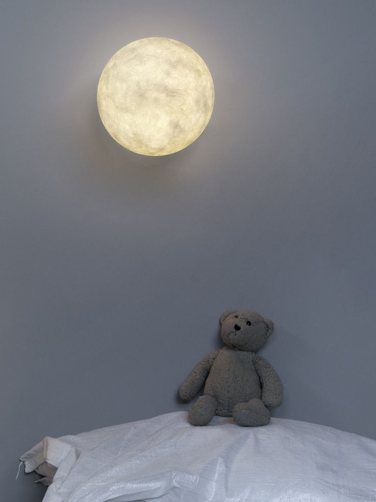 A.moon By in-es.artdesign, nebulite® wall light, luna Collection
