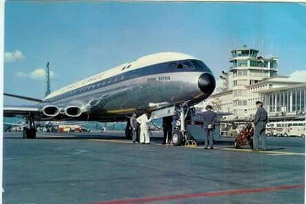 OLYMPIC airways 1957/2007