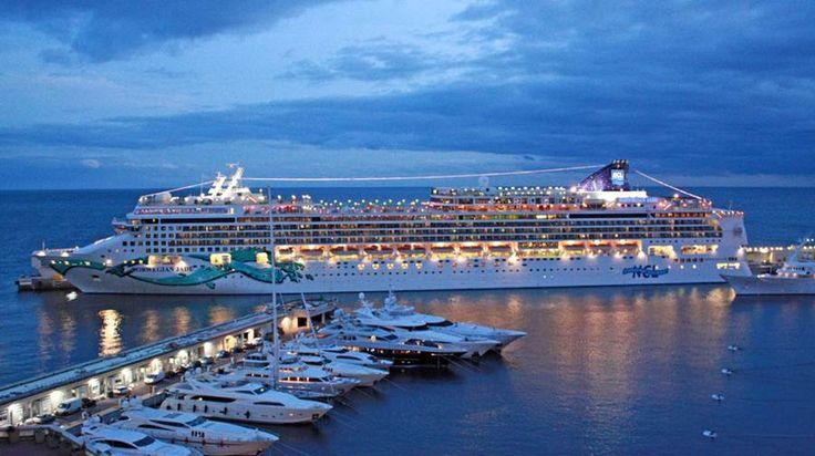 5 navi e 10mila passeggeri, il porto di Cagliari si prepara ad una giornata record | Dream Blog Cruise Magazine