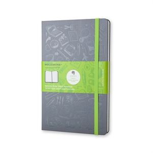 NEW Moleskine Evernote Smart Notebook system - sync your Moleskine to Evernote with your smartphone camera and OCR text recognition (Evernote Premium)