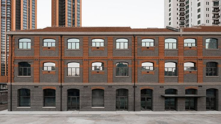 Xintai warehouse, Shanghai, 2016 - KOKAISTUDIOS