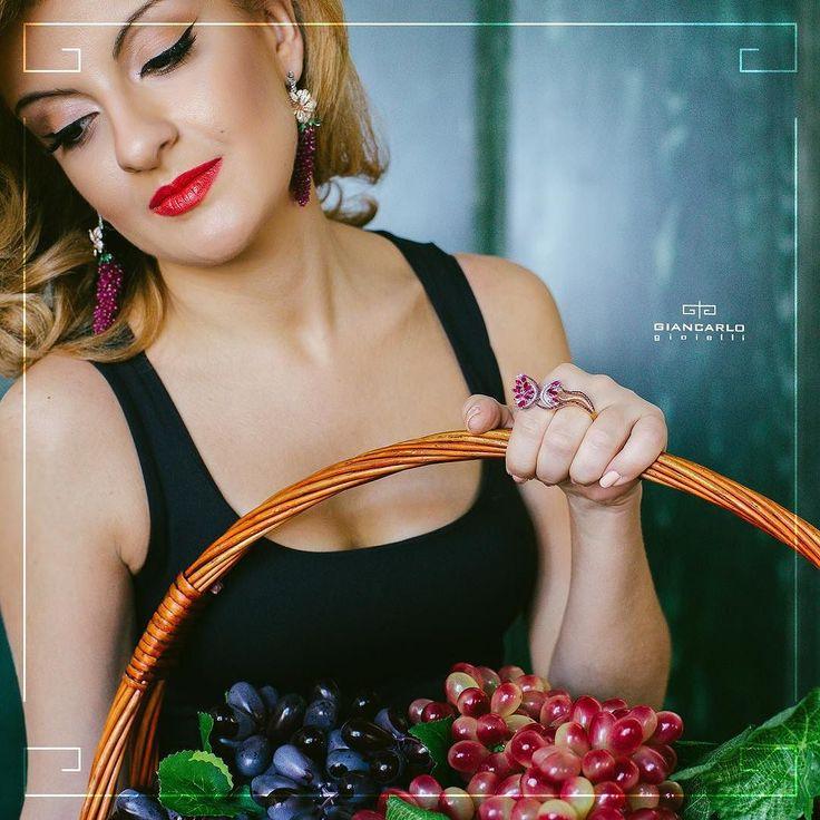Не отказывайте себе в удовольствие стать счастливой обладательницей этого изысканного кольца в виде бабочки из розового золота с бриллиантами и рубинами!  Pозовое золото вес - 11 54 грамм проба - 750  #jewellery #giancarlogioielli #ring #ruby #diamonds #emerald #beauty #women #men #vscogood #vscobaku #vscocam #vscobaku #vscoazerbaijan #instadaily #bakupeople #bakulife #instabaku #instaaz #azeripeople #aztagram #Baku #Azerbaijan
