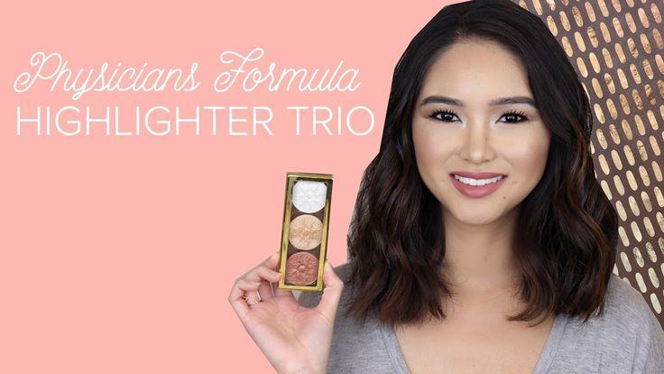 Spring Glow ft Physicians Formula Highlighter Trio! | TERI MIYAHIRA