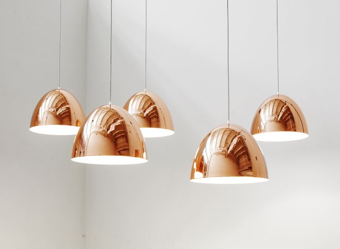 copper lighting - Google Search