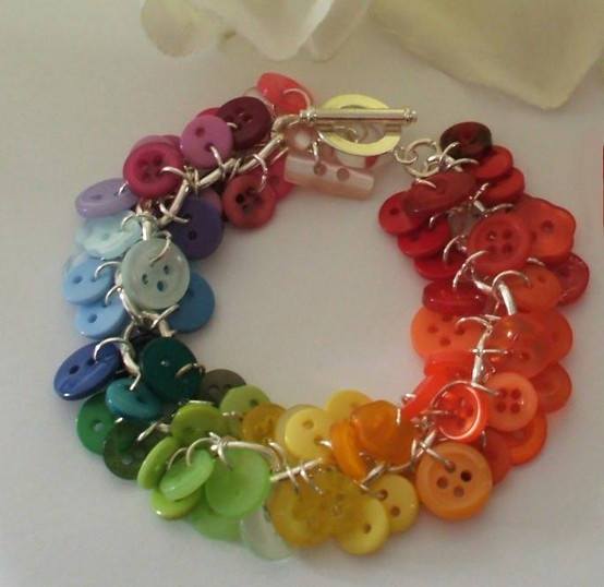I love this bracelet.  It is made by Buttonsy.  LIKE her Facebook Page. https://www.facebook.com/Buttonsy?fref=ts