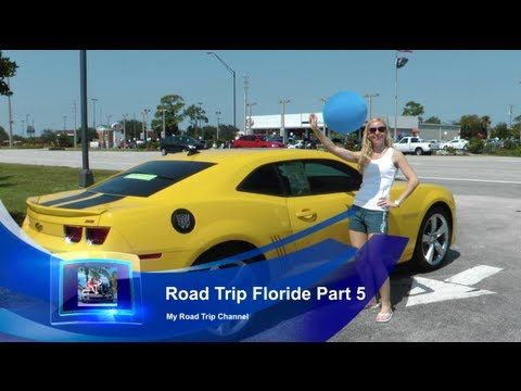 Road Trip USA Floride Part 5 : Cocoa, Kissimmee, shopping, Camaro Bumble...