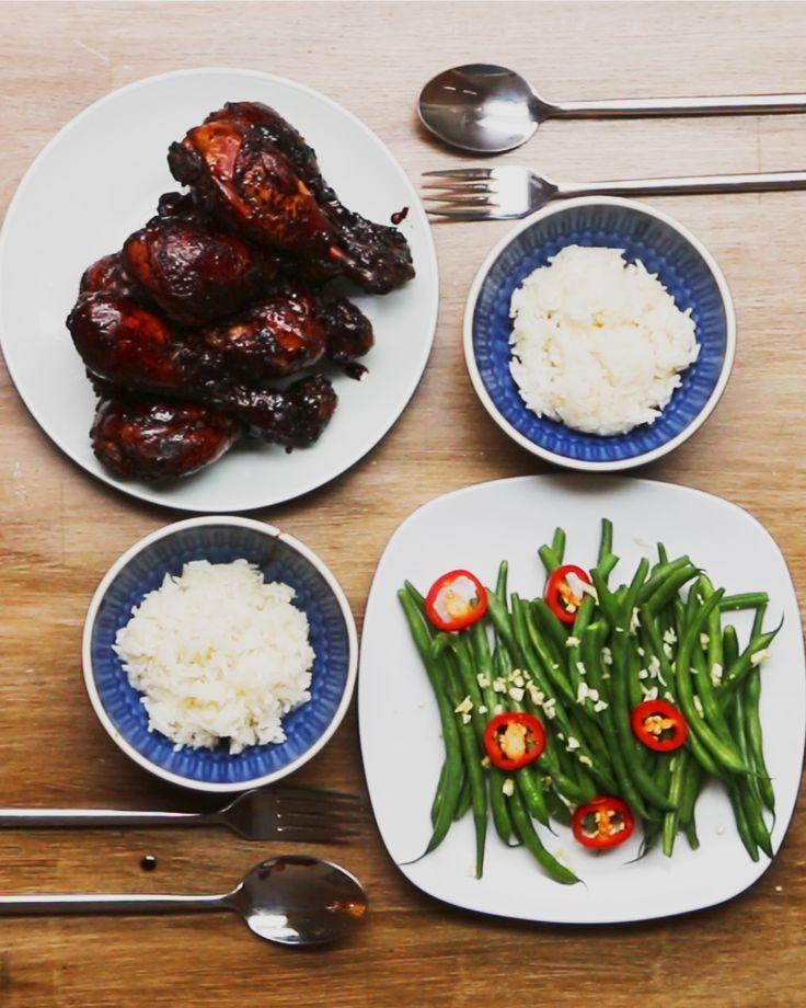 Filipino-Inspired One-Pot Chicken Adobo