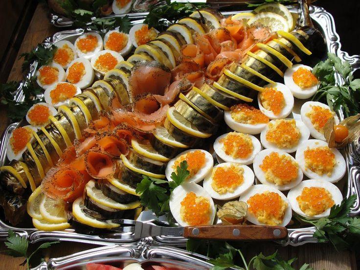 Холодные праздничные закуски