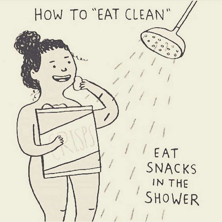 Guilt free #cleaneating 😋