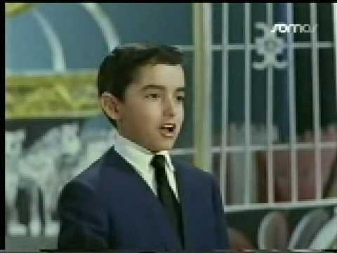 """Joselito canta """"Granada"""""""
