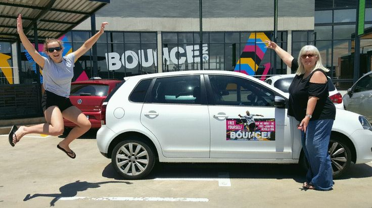 Our #BounceIncSA influencers are getting paid to get the conversation started. REGISTER: www.brandyourcar.com #EarnExtraCash