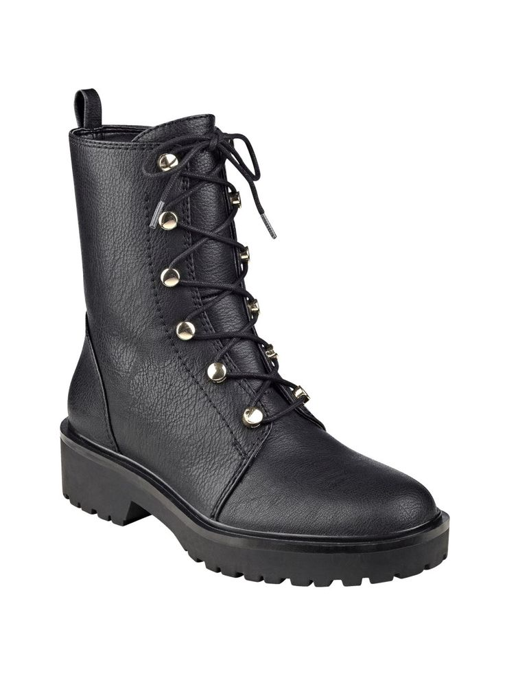 Weisy Combat Boots