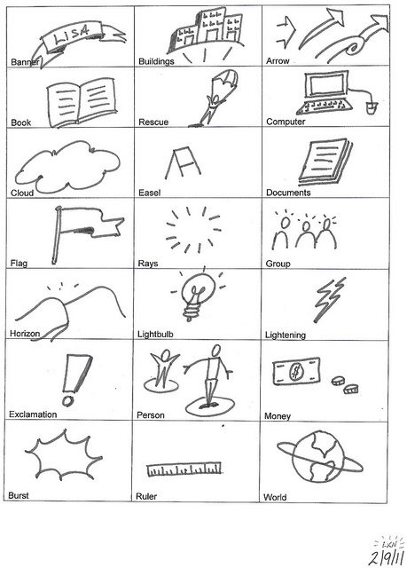 Icons by seeincolors, via Flickr