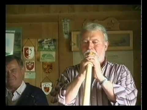 Alphorn Bau - Hansruedi und Walter Bachmann - Eggiwil