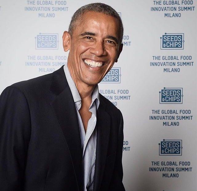 #44 Pres. Barack Obama
