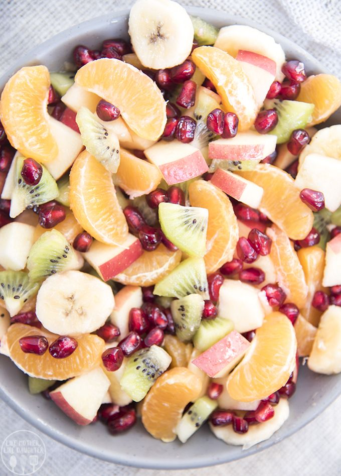 easy healthy fruit salad are all fruits healthy