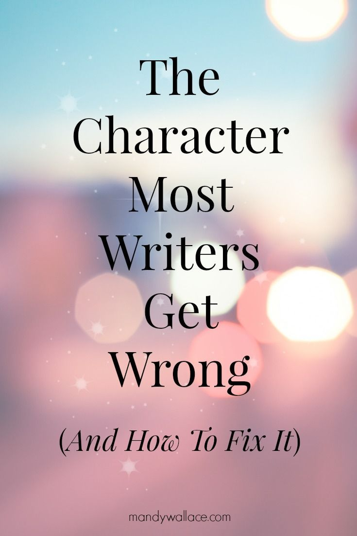 writers and the characters 2018-7-15 one way to differentiate characters is to give characters different voices tips for variety in character speech and thought.