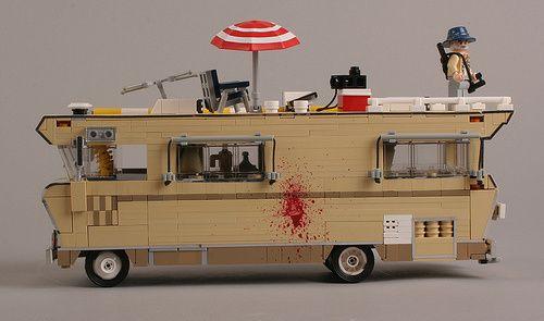 The Walking Dead Legos - I wish!