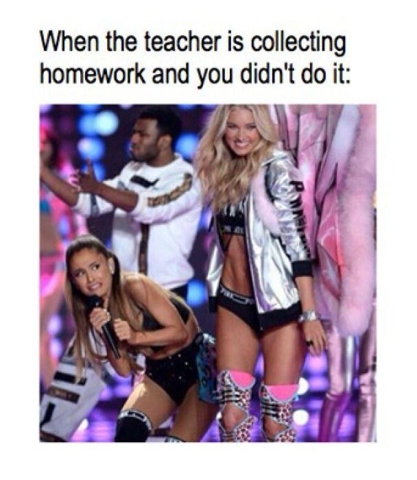 Ariana Grande Homework Online - image 2