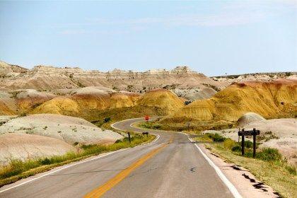 Dakota du Sud : bienvenue dans les Badlands | A la fin de la route