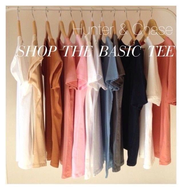 Men and Womens staple clothing #BASICS #WELLMADE #T-SHIRTS  $35 to $40