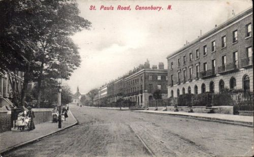 Canonbury-St-Pauls-Road-2541-by-Charles-Martin
