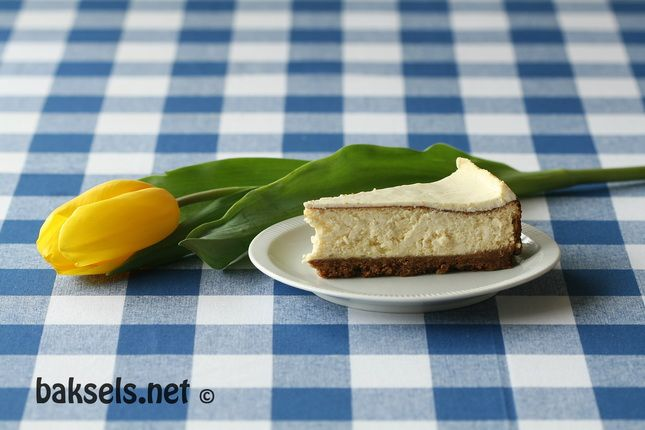 Cheesecake (naar Deens recept)