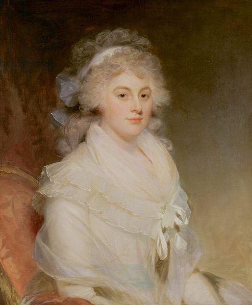 Elizabeth Beauclerk by William Beechey.