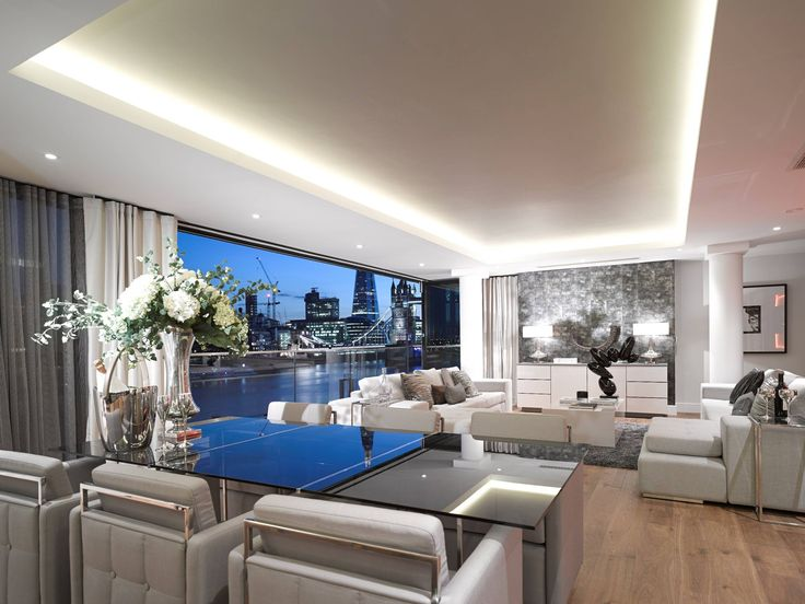 49 best Contemporary London Penthouses Apartments images on