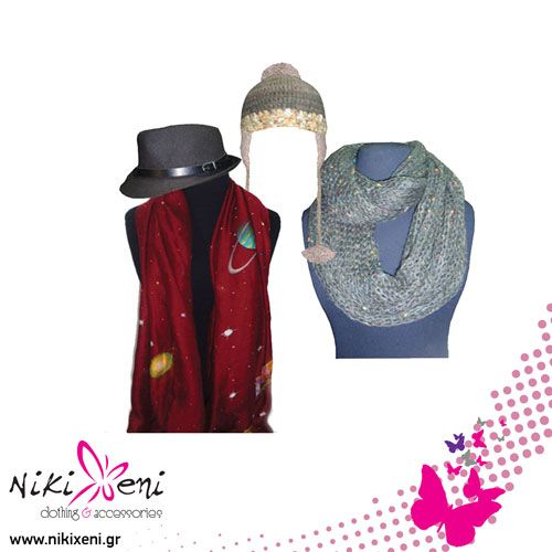 necessary accessories for cold days  _fashion woman accessories.