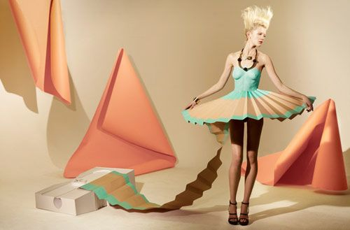 JenCo's Pencil Shaving Dress   21 Works Of Art For The Office Supply Fetishist In You
