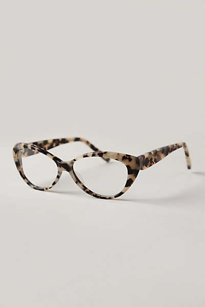 Big Cat Reading Glasses