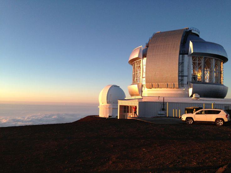 Mauna Kea Observatory Complex in Paauhau-Paauilo, HI