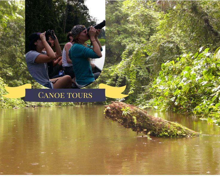 Lernen Sie den Nationalpark Tortuguero kennen - auf einer unser Kanutouren.  Get to know the Tortuguero National Park - on one of our Canoe tours.  Conozcan el Parque Nacional Tortuguero - durante uno de nuestros tours en canoa.  Faites connaissance du Parc National de Tortuguero - pendant un des nos tours en canoë.  Reservierung / Reservation / Reservas / Reservation: tortuguerotours.jf@gmail.com