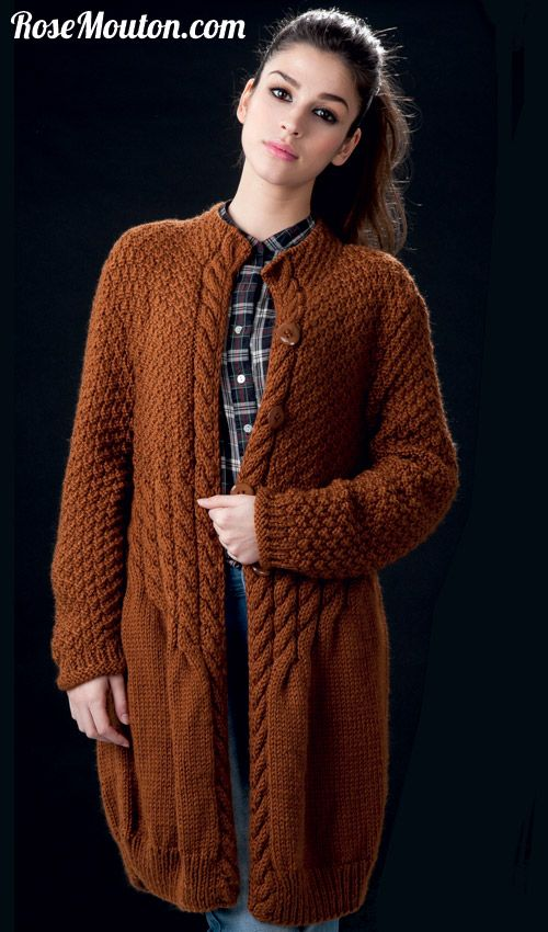 Catalogue tricot Lanas Stop n° 123 Collection Automne Hiver.