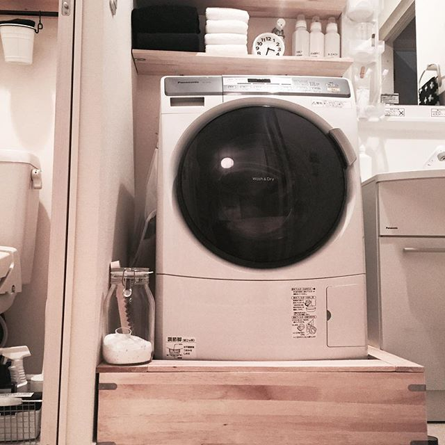 「ドラム 洗濯 機 カバー diy」の画像検索結果
