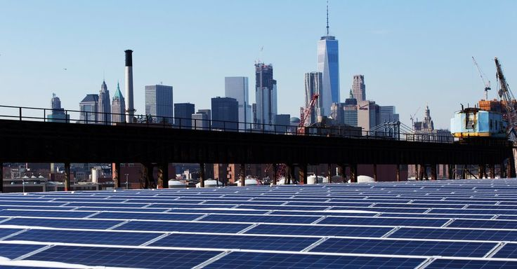 #MONSTASQUADD Creating Test for Trump, Panel Says Imported Solar Gear Hurts U.S. Firms