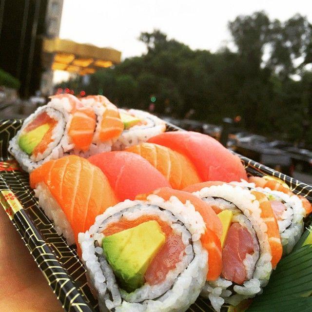 Sushi = life