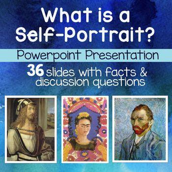 Self Portrait Art Power Point Presentation | Power point ...