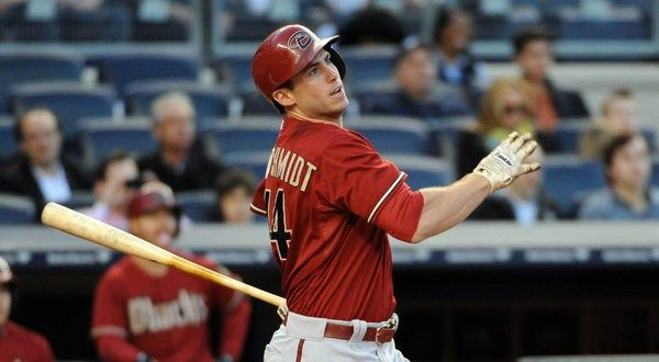 Goldschmidt comes in at No.1 in our fantasy baseball rankings.