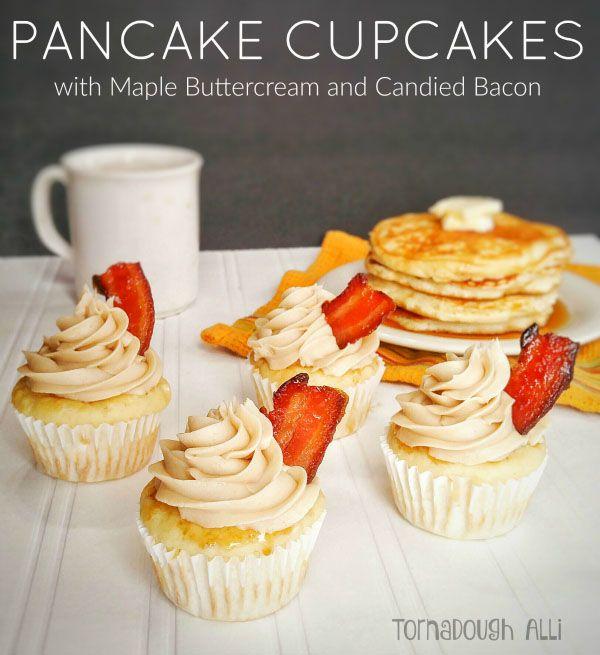 Oltre 1000 idee su Pancake Cupcakes su Pinterest | Cupcake, Pancake e ...
