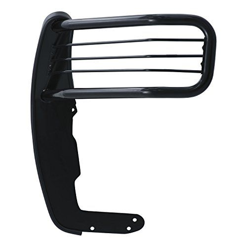 Aries 3056 Black Steel Grille Guard. For product info go to:  https://www.caraccessoriesonlinemarket.com/aries-3056-black-steel-grille-guard/
