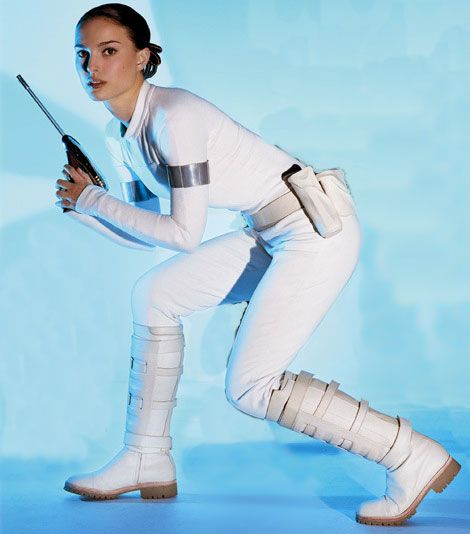 Star Wars: Fit for a Queen costume photos