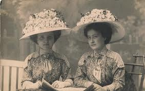 sisters in HATS