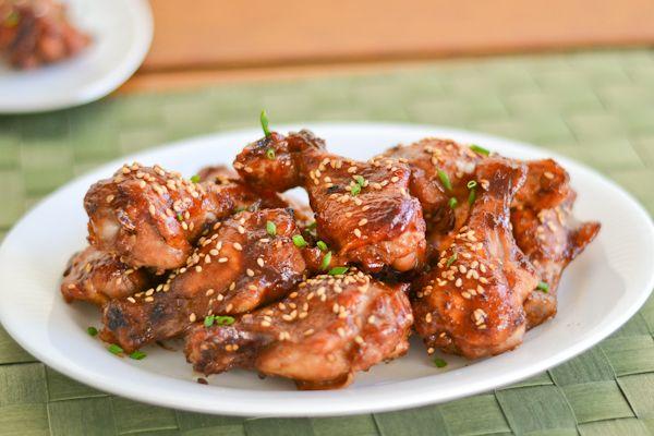 Baked Hoisin Chicken Wings | Poultry | Pinterest