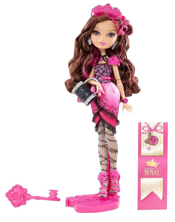 EVER AFTER HIGH Briar Beauty Doll Royal or Rebel NEW IN BOX
